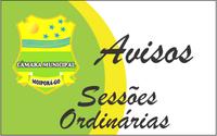 Sessões Ordinárias 23, 24 e 25